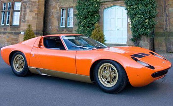 36-Tracy 1967 Lamborghini Miura P400