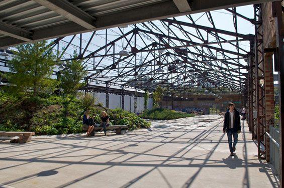 Evergreen Brick Works | Toronto Canada | DTAH / Claude Cormier + Associés / Dougan & Associates