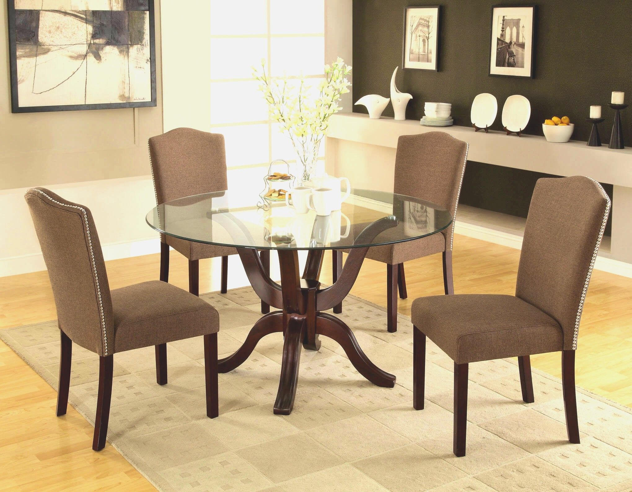 Macys dining room chairs macy s bradford dining room furniture collection macy s cappuccino