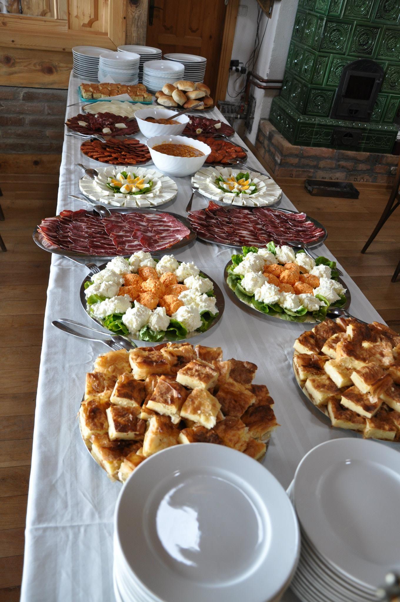 SERBIAN FOOD HOME SWEET HOME