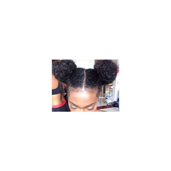 Natural hair Rules! ❤ liked on Polyvore