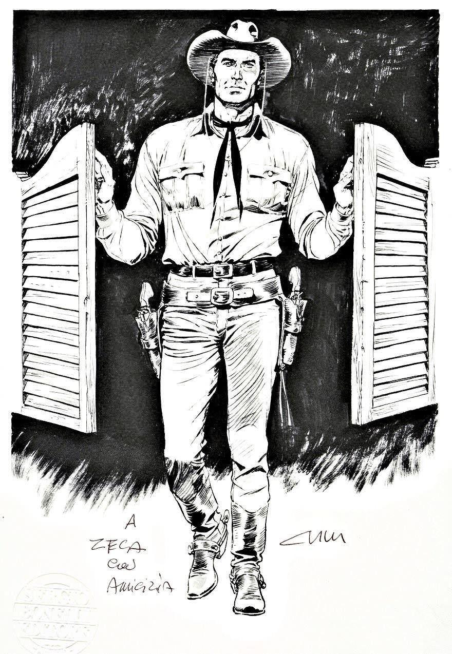 Alan ford gruppo t n t ubc enciclopedia online del fumetto - Um Majestoso Tex De Claudio Villa