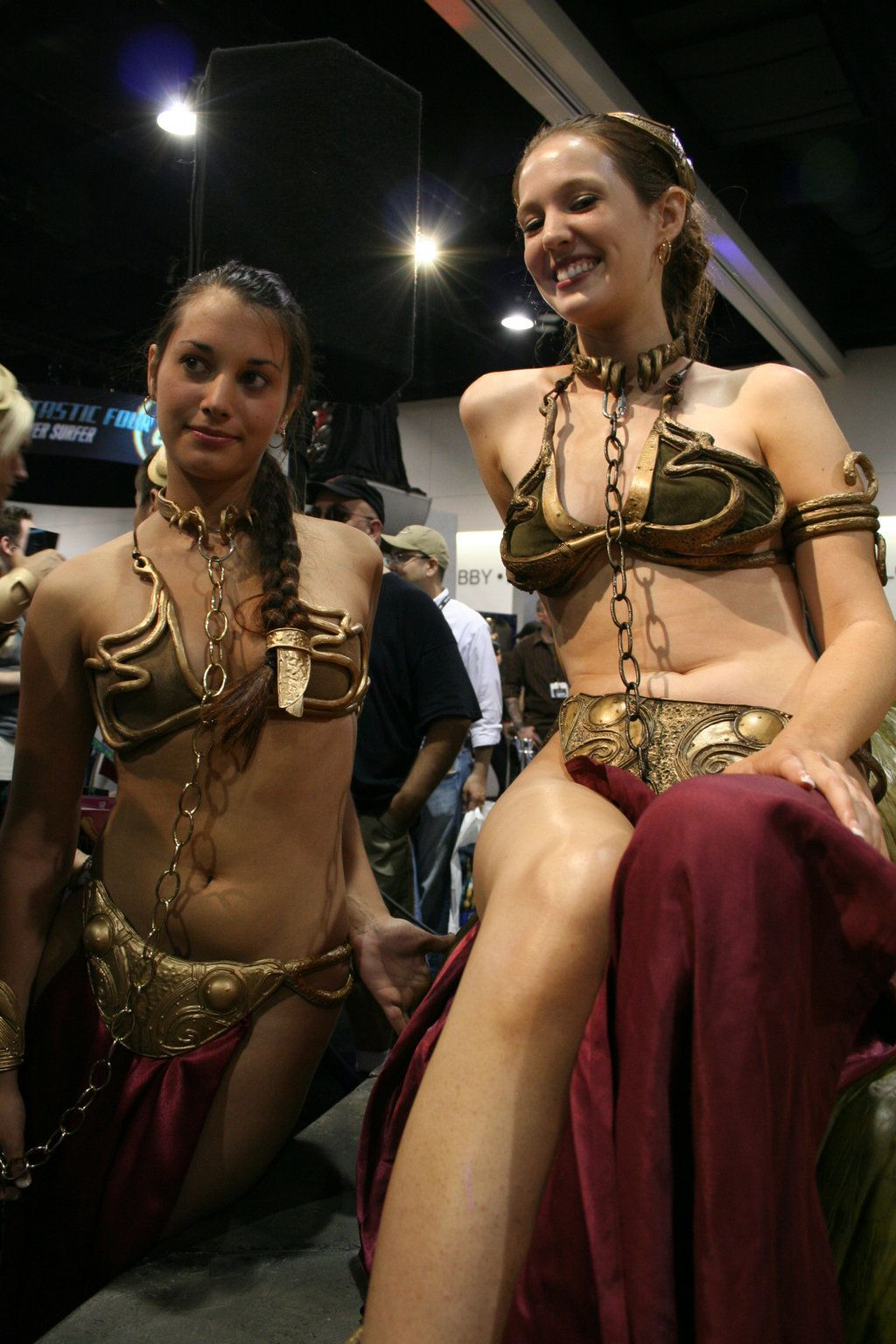 Jabba The Hutt Fucks Princess Leia Cool leia slavesara   princess leia   pinterest   cosplay and
