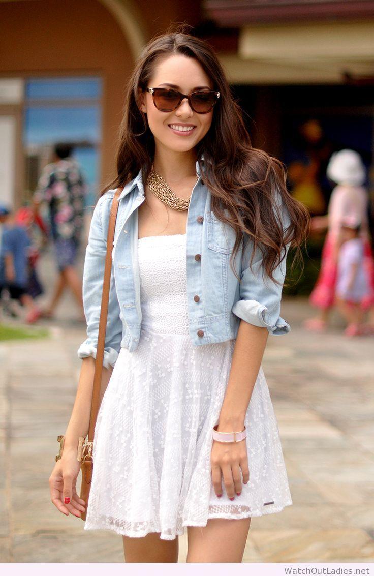 denim jacket outfits - Google Search | Outfits | Pinterest | Denim ...