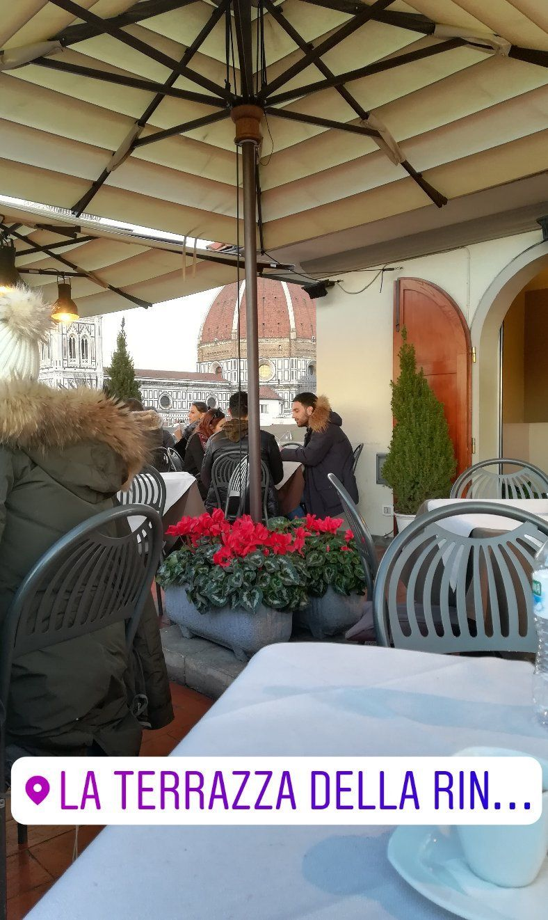 Caffe' La Terrazza, Florence See 307 unbiased reviews of