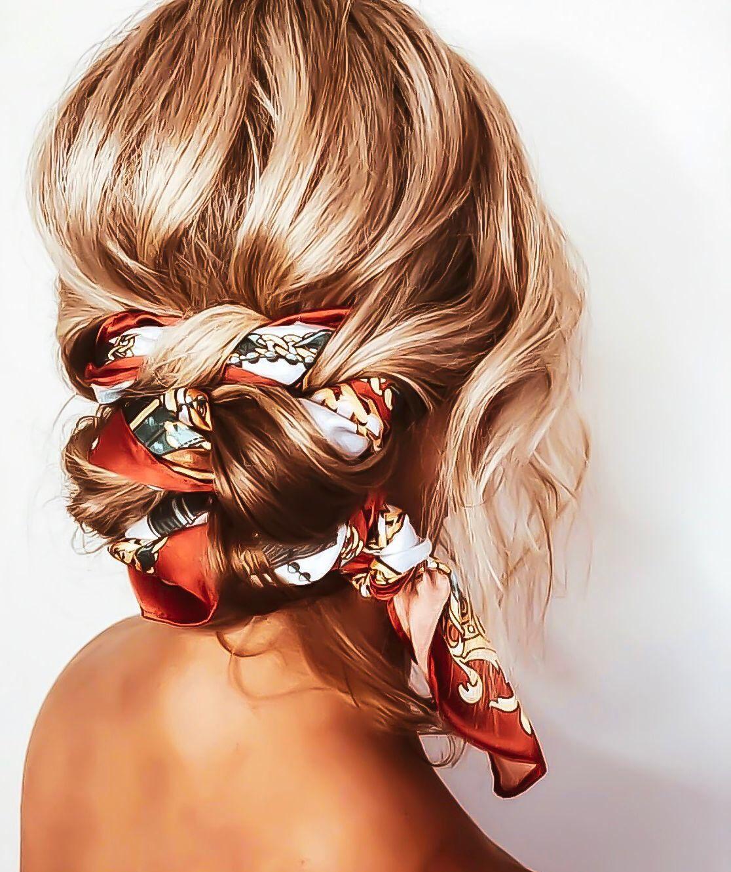 Easy Prom Hairstyles   Medium length hair styles, Simple ...