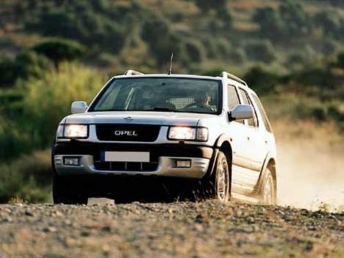 #Frontera 2.2 16v dti wagon limited Valutazione Opel  ad Euro 500.00 in #Frontera #Opel