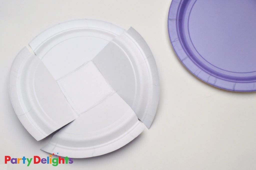 Paper Plate Easter Baskets & Paper Plate Easter Baskets | Easter baskets Easter and Easter crafts