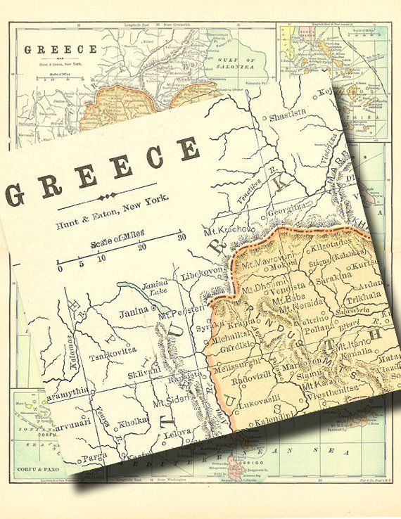 photograph about Printable Map of Greece referred to as map of Greece, a comprehensive and colourful printable electronic