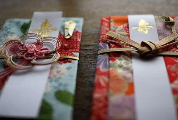 Wedding Gift Amounts: Shugi Bukuro (Special Envelope) Often Times In Weddings