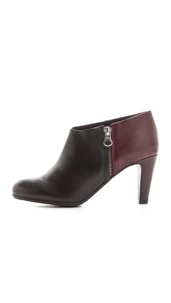 See by Chloe Two Tone Mid Heel Bootie  $350