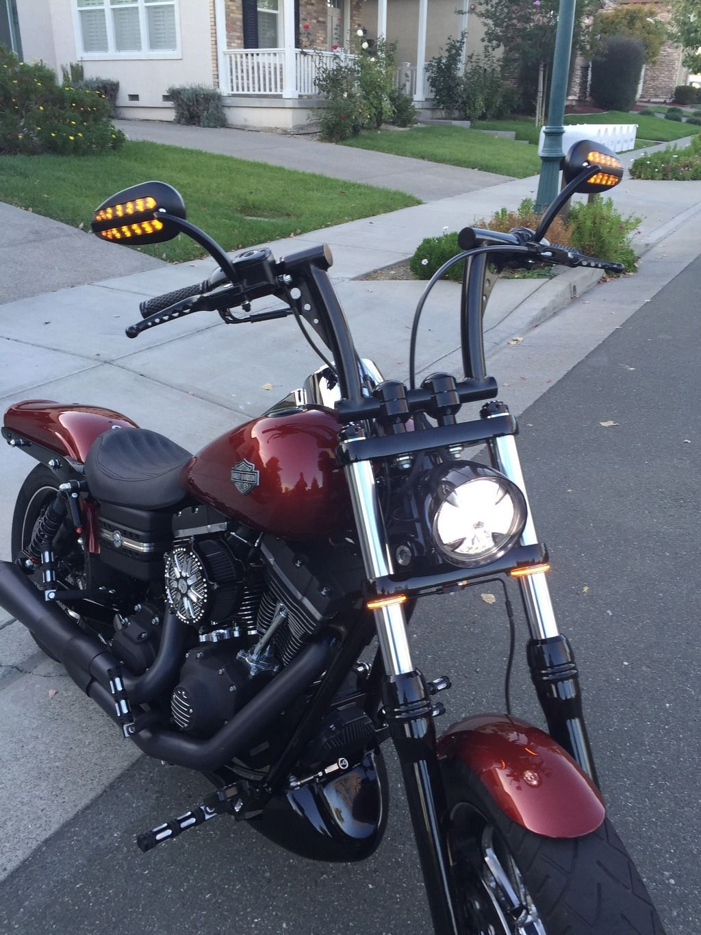 Harley Davidson Picture by EricInNCa | 4416810 | HDForums