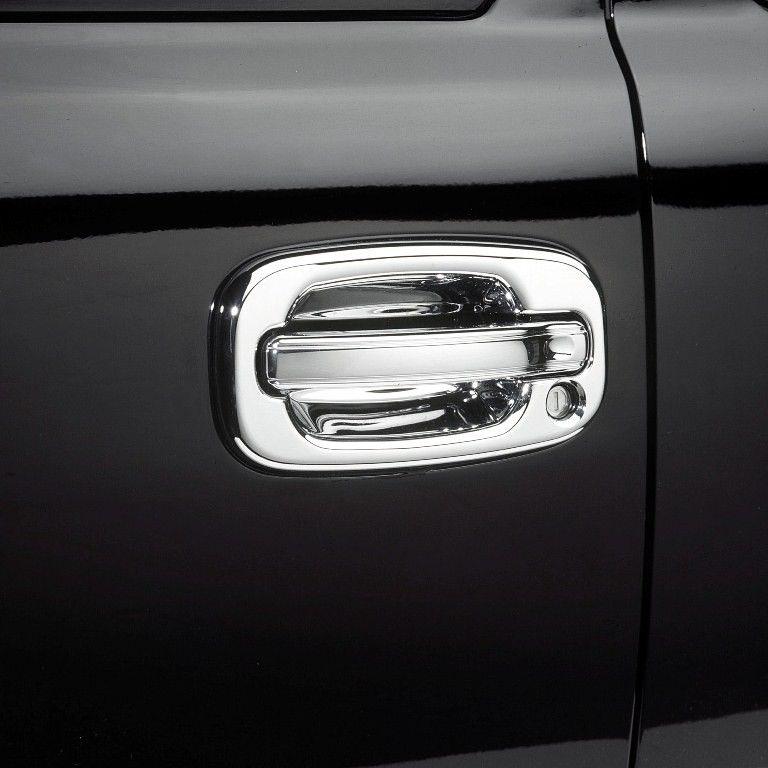 Chrome Door Handles Exterior Chrome Door Handles My Ride Honda Logo