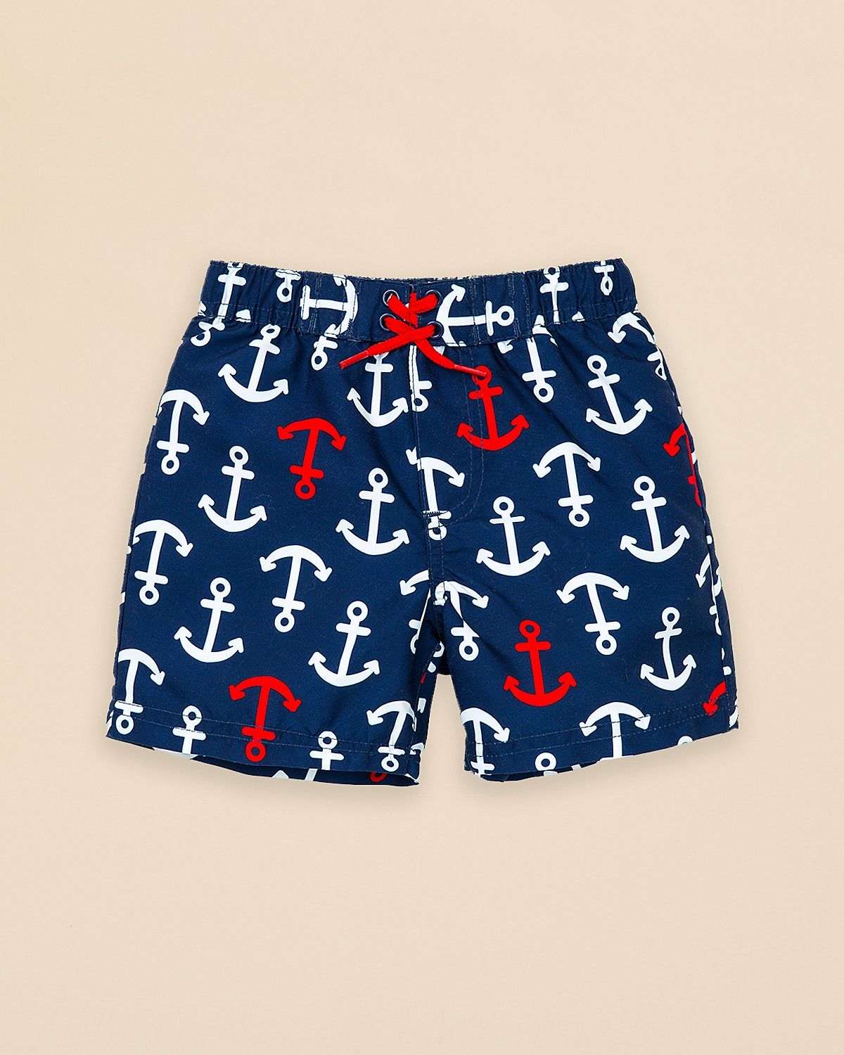 6e40afd9ba Little Me Infant Boys' Anchor Swim Trunks - Sizes 6-24 Months |  Bloomingdale's