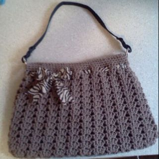 My first full size handbag