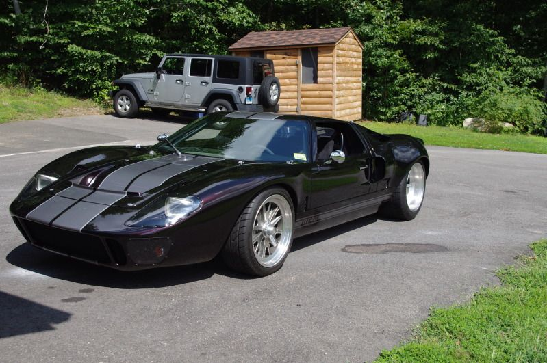 Ford Gt40 Kit Car Sale Rcr Gt40 Deluxe Mark 1 For Sale Gt40