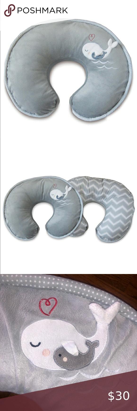 Boppy Luxe Nursing Pillow And Positioner Nursing Pillow Boppy Cool Baby Stuff