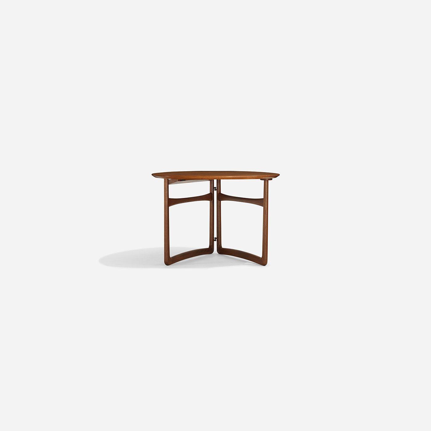 386: Peter Hvidt and Orla Mølgaard-Nielsen / folding table < Scandinavian Design, 14 November 2013 < Auctions | Wright