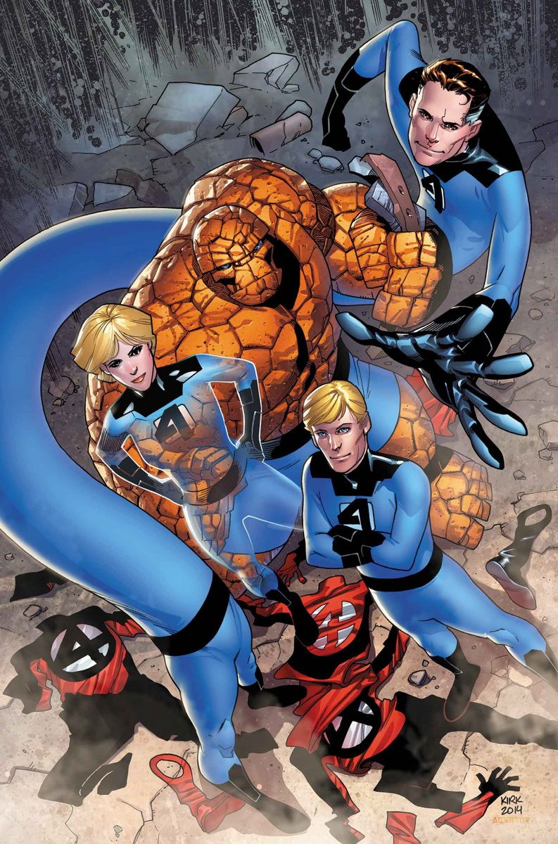 ALL of Marvel's solicitations and preview covers images for titles on sale in November 2014, including AXIS.