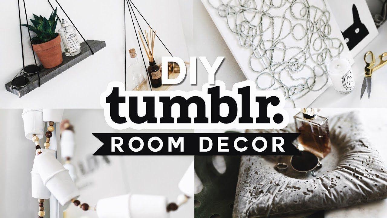 Diy Tumblr Room Decor 2019 Aesthetic Affordable Lone Fox