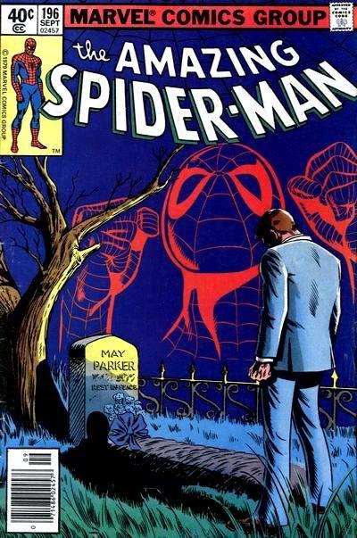 The Amazing Spider-Man #196 Marvel Comics