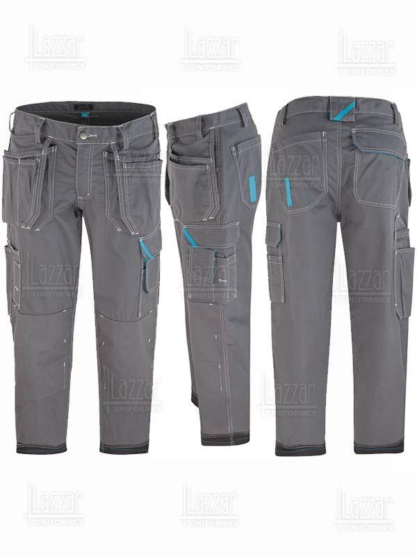 4f11702bdd Pantalones Industriales Uniformes De Trabajo