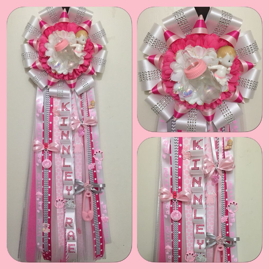 Mums Baby Shower: Baby's Mum For Hospital Door By Gina