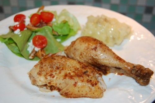 The Best Whole Chicken in a Crock Pot