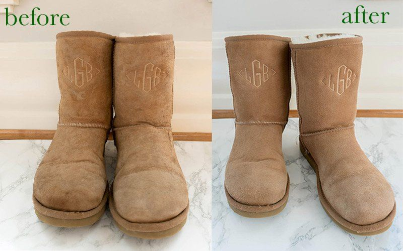 5be1bbf674d How to Clean Ugg Boots - Step by Step Guide | Handy Ideas