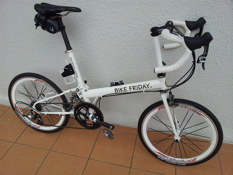 Bike Friday Sepeda