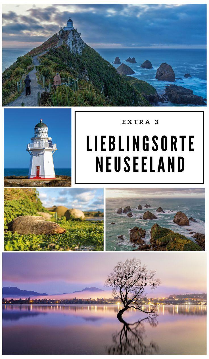 Neuseeland Sudinsel Ausflugsziele Und Sehenswurdigkeiten