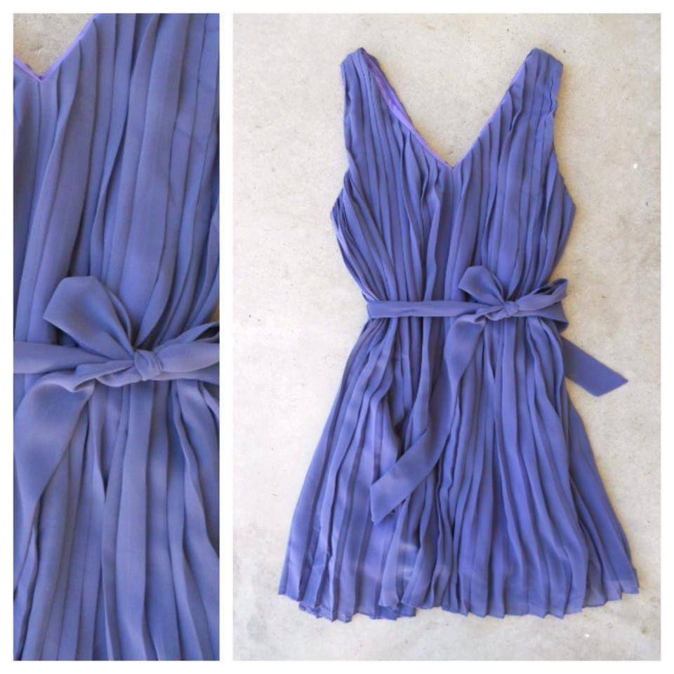 Lavender pleated dress uc colors textures u prints pinterest