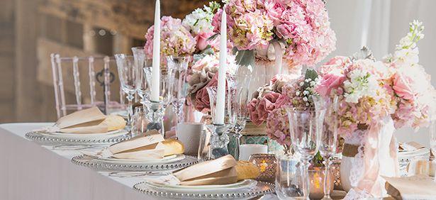 Vintage Pastel Wedding Ideas For 2014
