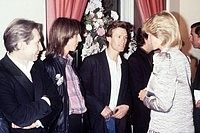 with Billy Idol and others