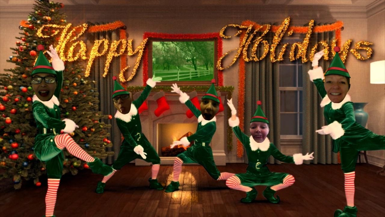 another elf yourself thank you everyone for taking pic have a merry christmas