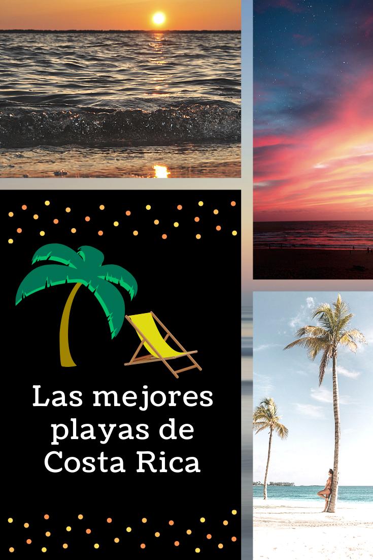 Disfruta De Las 7 Mejores Playas De Costa Rica Movie Posters Travel Poster
