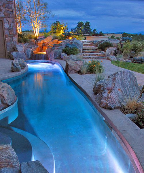 Formal Swimming Pools Can Incoprporate Fountains Decorative Columns And Led Lighting Efftects Cool Swimming Pools Swimming Pool Images Indoor Swimming Pools