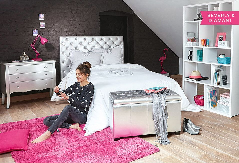 Chambre fille déco styles inspiration