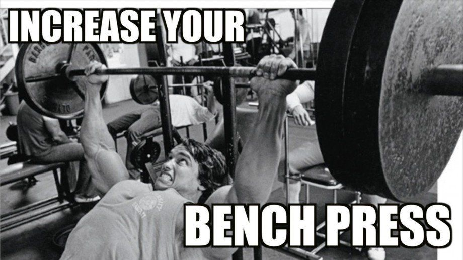 How To Increase Your Bench Press Max Bench Workout Bench Press Arnold Schwarzenegger Workout