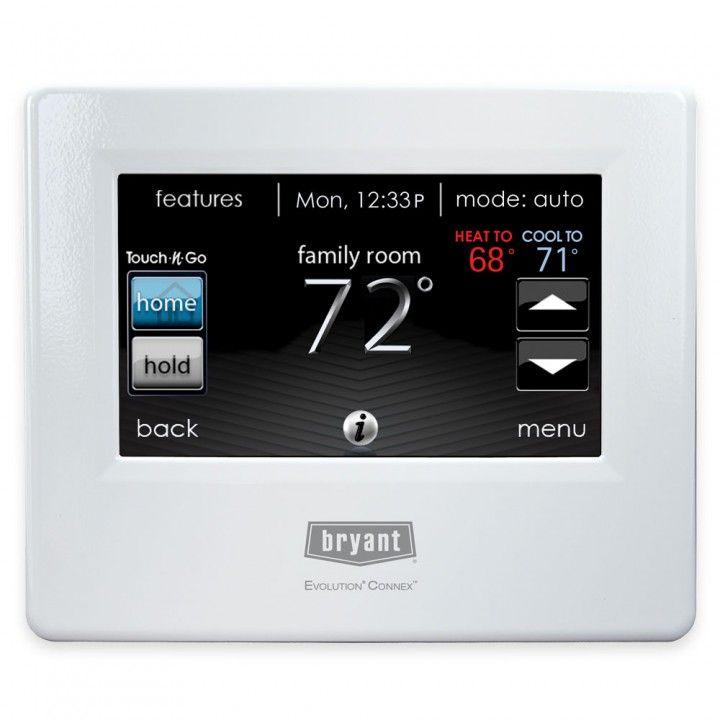 Bryant Evolution Connex Control Furnace Repair Heating Services