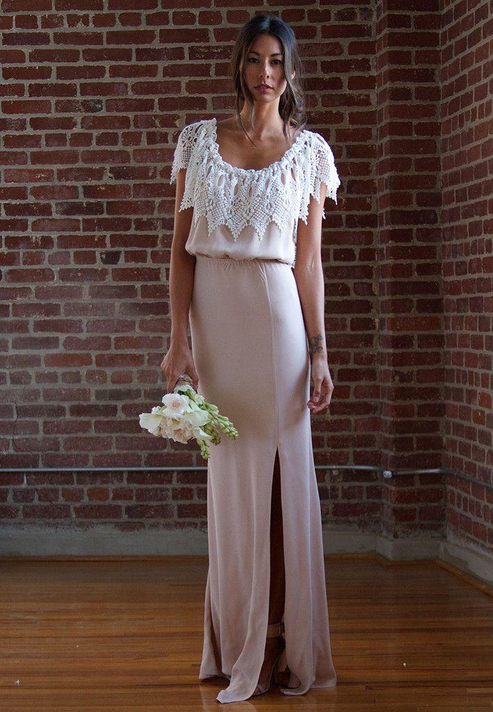 Rupp Dress | Stone Cold Fox | Bridal | Pinterest | Stone cold fox ...