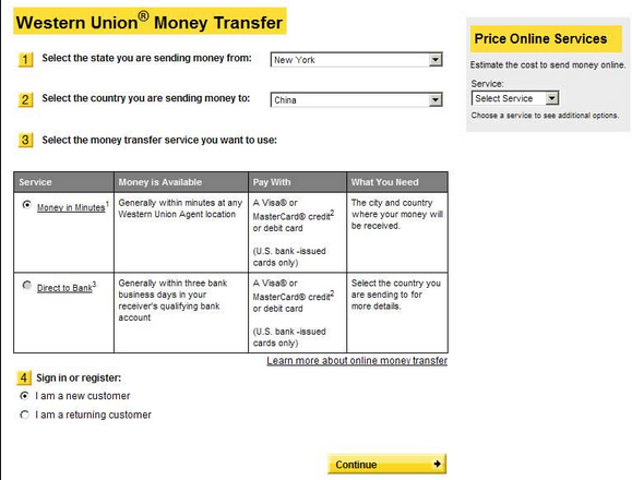 How To Send Money To An Inmate With Western Union