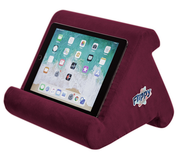 Flippy Multi Angle Soft Stand for Tablets, Books & E