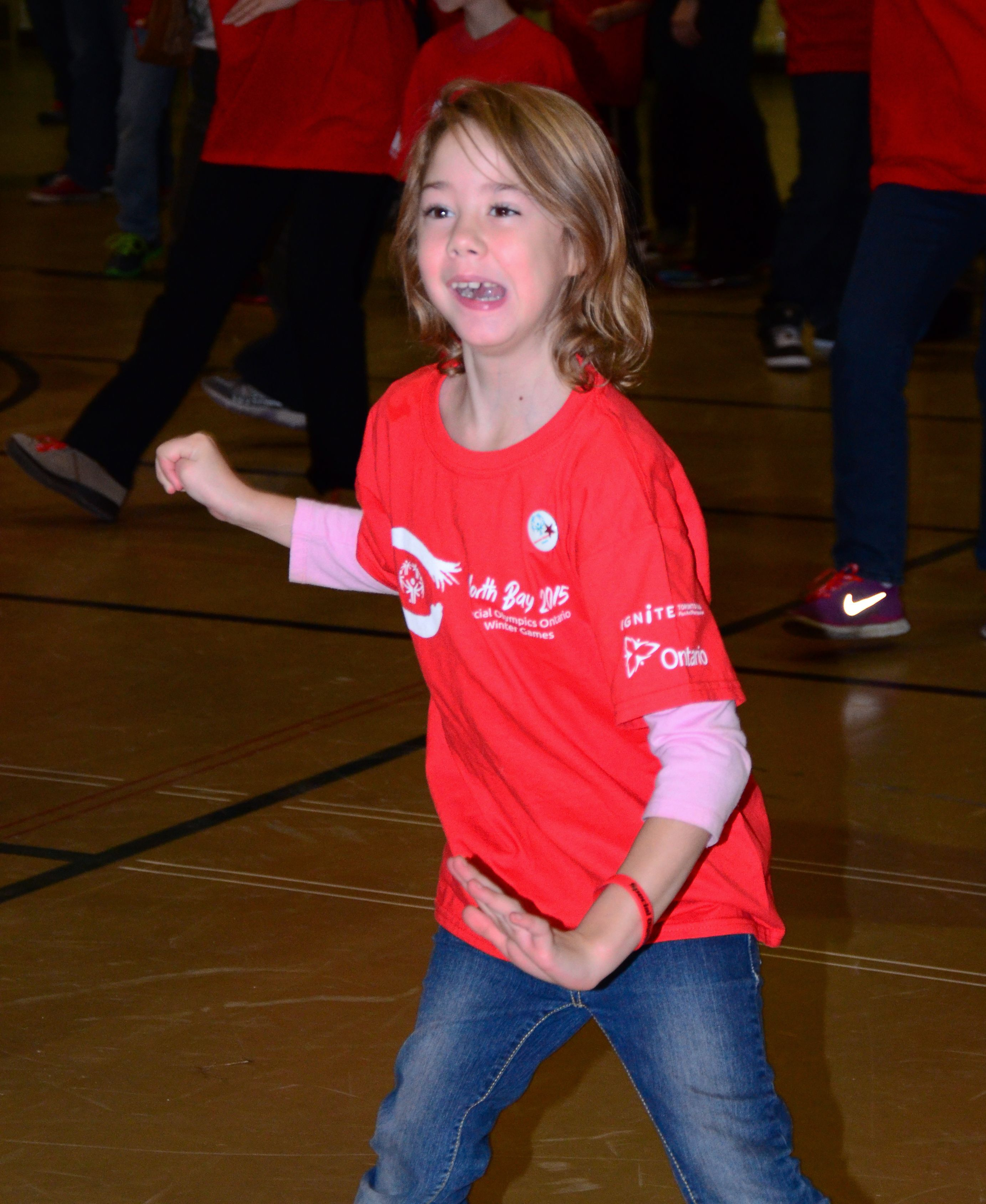 Special Olympics Day In North Bay