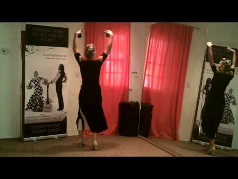 Youtube Sevillana Flamenco Baile Popular