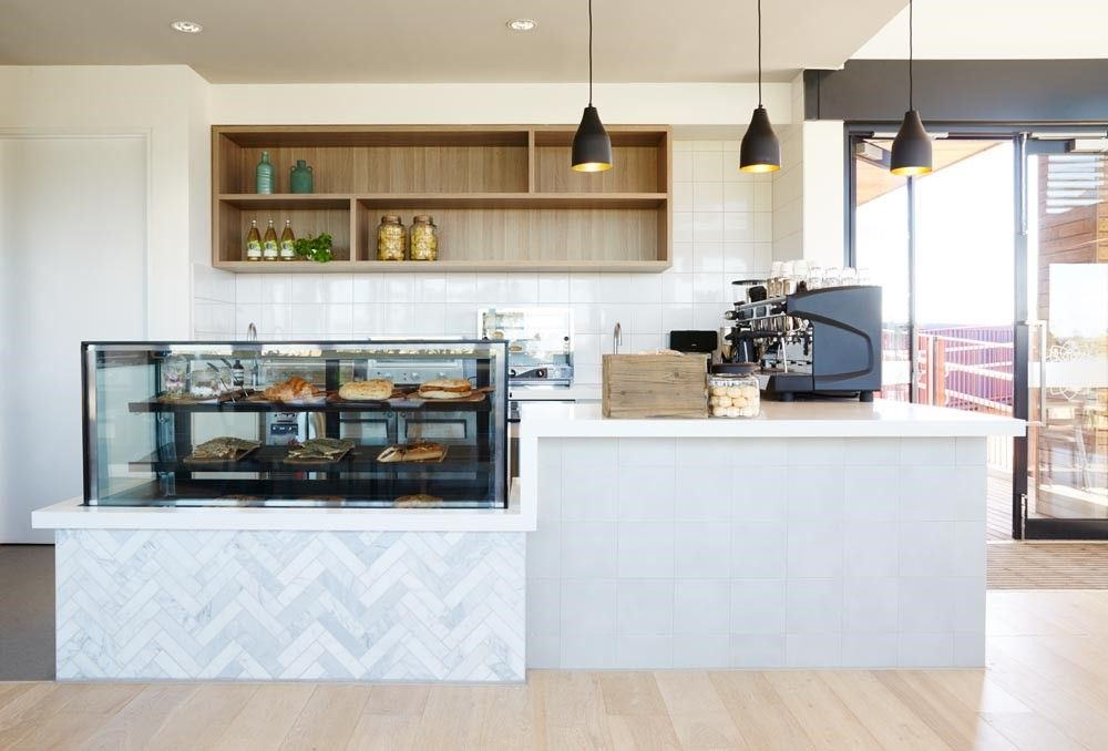 Stockland Residential Cafe by Arkee Creative Interior