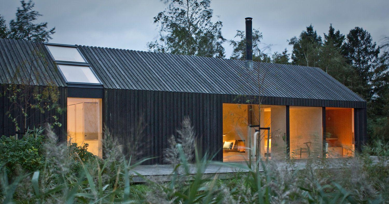 Pingl par jannie lund sur byg pinterest for Notre maison minimaliste
