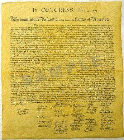 Amazon.com: Declaration of Independence 23 X 29, Constitution of the U.S. 23 X 29, Bill of Rights 23 X 29 Posters: Home & Kitchen