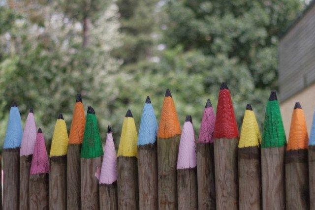 Çit Dekorasyon Fikirleri – Bahçe Çit Düzenleme 23 Örnek | Fikir TV Teras