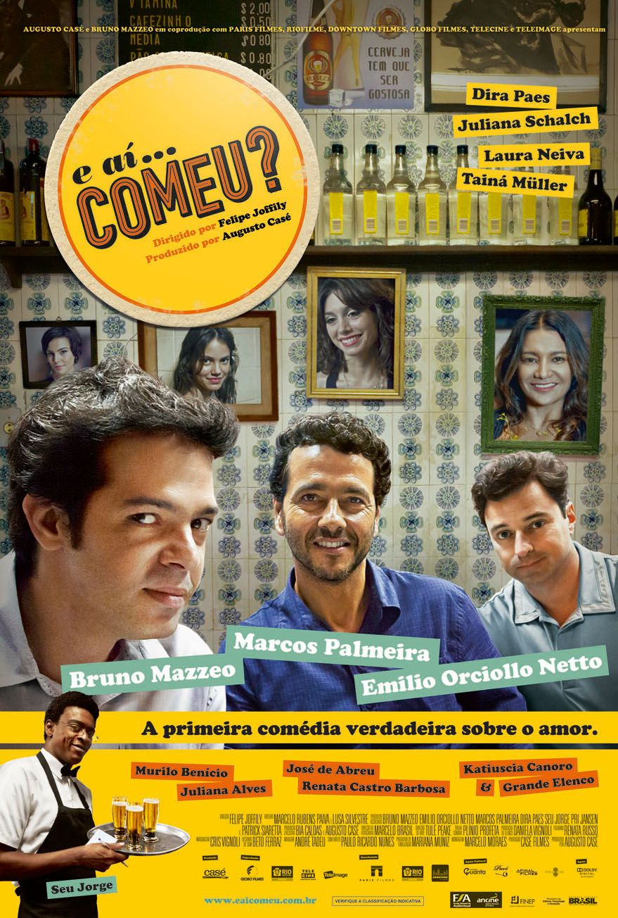 Cine Araujo Rbo 2012 Filmes Filmes Brasileiros Filme Nacional